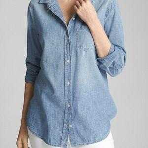 Gap chambery shirt xl
